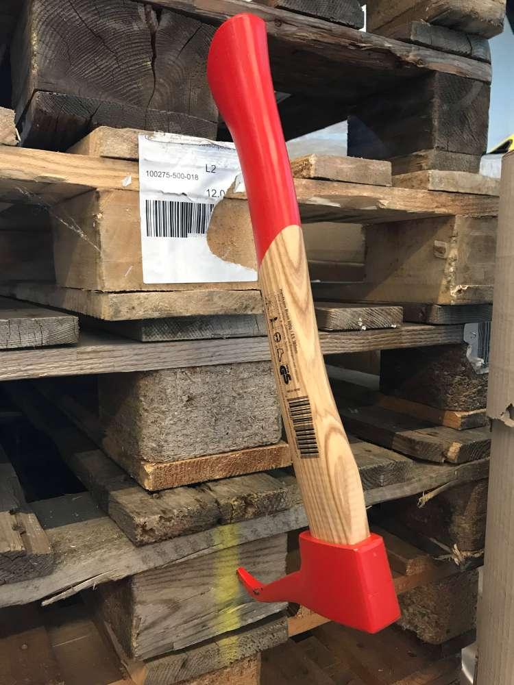 Sappie im Holz